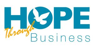 Hope Through Business Logo